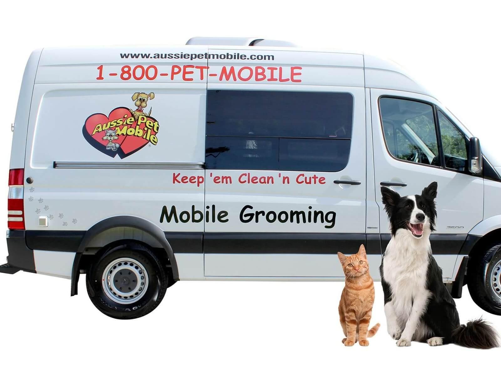 Aussie Pet Mobile Locations Aussie Pet Mobile Triangle